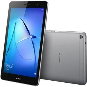 HUAWEI HUAWEI MediaPad T3 LTEモデル (スペースグレー) 8.0インチ タブレットパソコン KOB-L09 返品種別B|joshin
