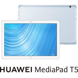 HUAWEI(ファーウェイ) MediaPad T5(Wi-Fi)- ミストブルー [10.1インチ / RAM 3GB / ROM 32GB / 5100mAh大容量バッテリー] AGS2-W09(WIFI/ 32/ BL) 返品種別B