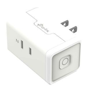 TP-Link Echoシリーズ/ Googleホーム対応 Wi-Fi スマートプラグ 遠隔操作 直...