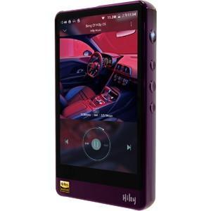 HiBy ハイレゾ・デジタルオーディオプレーヤー(パープル) HiBy Music R6 Pro P...