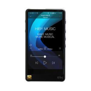 HiBy ハイレゾ・デジタルオーディオプレーヤー(ブラック) Hiby《 R6ProAL 》 R6P...