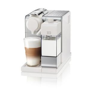 ネスプレッソ ネスプレッソコーヒーメーカー シルバー ラティシマ・タッチ プラス F521SI 返品...