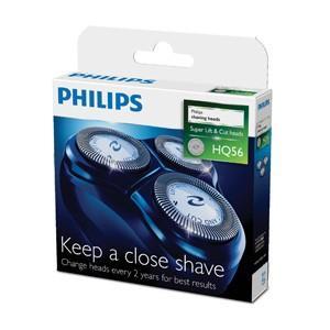 フィリップス 交換用替刃(3個入) PHILIPS HQ56...