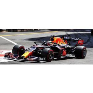 スパーク 1/ 18 Red Bull Racing Honda RB16B No.33 Red Bull Racing Winner Monaco GP 2021 With No.1 Board(18S595)ミニカー 返品種別B Joshin web