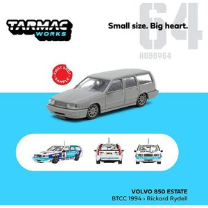 Tarmac Works 1/ 64 Volvo 850 Estate BTCC 1994(T64-...