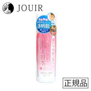 ホワイトラベル 贅沢プラセンタのもっちり白肌美容水 180ml|jouir-jp