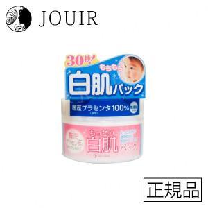 ホワイトラベル 贅沢プラセンタのもっちり白肌パック 130g|jouir-jp