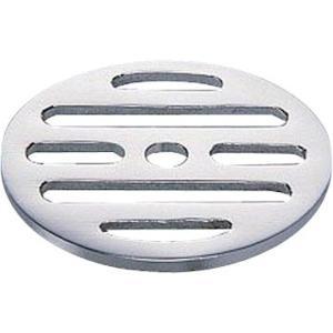 浴室用 床シート フクビ あんから用丸目皿アミ カクダイ丸目皿アミ Φ105 0400−105