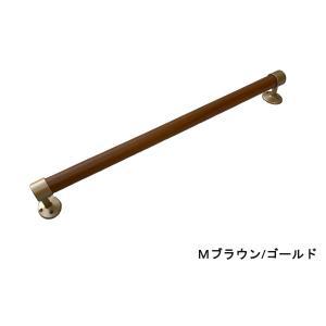 手すり 常時在庫あり 敬老の日 Φ32mm×600mm 信頼の日本製 玄関 階段 室内 屋内 木製 木製手すり I型 Iam600G|joule-plus
