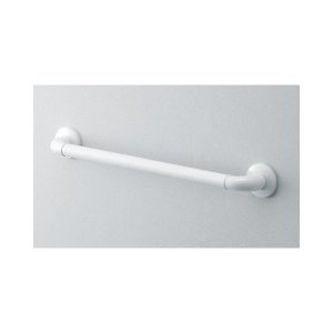 浴室 手すり Φ32×300mm TOTO インテリア・バーFシリーズ I型 ソフトメッシュ 品番TS136GY3|joule-plus