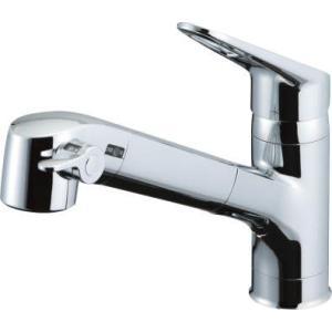 リクシル製(永大産業)JS-JF-AB461SYX-EDS8 エコタイプ浄水器一体型水栓(ハンドシャワータイプ) ▼浄水器 一般地用 [納期約2週間] jousuiki