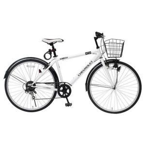 シボレー クロスバイク  6段ギア CHEVROLET CROSSBIKE700C6SF|jowaoutlet