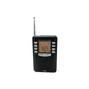 届いてすぐに使える 録音機能付コンパクトラジオ jowaoutlet