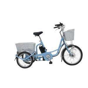 らくらく電動アシスト三輪自転車 電動三輪自転車 電動自転車 高齢者用 シニア電動自転車|jowaoutlet