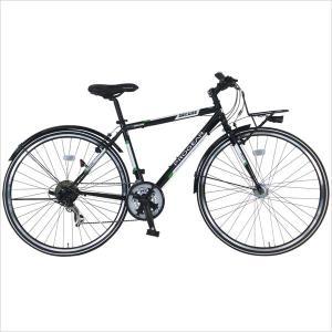 パーツプレゼント中 期間限定 送料無料 C.Dream クロスバイク ディケイドクロス 700C 21段変速付 LEDオートライト付 D70|joy