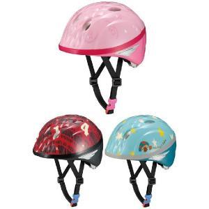 OGK(オージーケー) 幼児用ヘルメット メロンキッズS 軽さにびっくり! 簡単・サイズ調整機能付き|joy