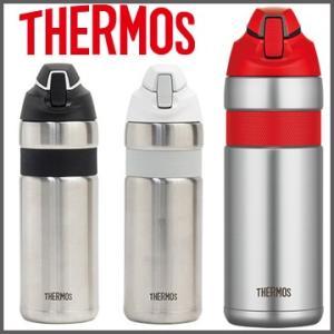 ■FFQ-600 真空断熱ストローボトル ステンレス ◆カラー:ブラック、ホワイト、レッド ・保冷専...