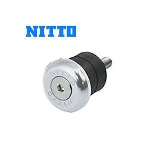 NITTO ニットー バーエンドキャップ EC-02 カラー:シルバー YHB02801 M 自転車...