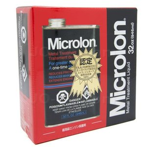 Microlon (マイクロロン) メタル トリートメント リキッド  (国内正規品) 32oz ( 946ml )|joyacom