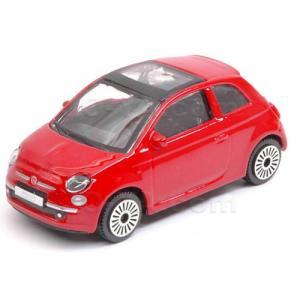 FIAT 1/43 500 2007 レッド ( 純正品 )