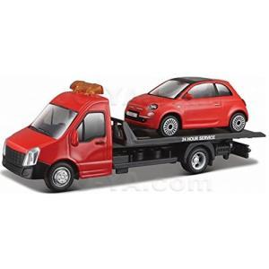 FIAT 1/43 Car Hauler(カーキャリアー・運搬車) / 500セット ( 純正品 )
