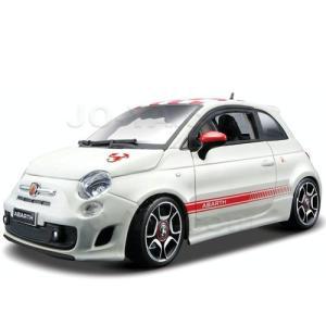 FIAT 1/24 ABARTH(アバルト) 500 WCRD ( 純正品 )