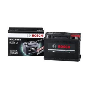 BOSCH (ボッシュ) BLACK-EFB 輸入車用バッテリー BLE-70-L3 アイドリングストップ対応 BLE-70-L3 joyacom