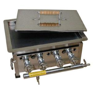 (山下金物餃子焼き器)天然ガス用 小(1枚蓋) (送料無料)|joycooking