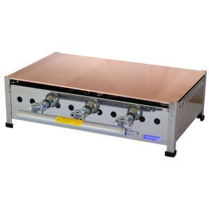 (要 納期確認) (山下金物ガスパンケーキ焼き器)天然ガス用 P-60(トユ無し) (送料無料)|joycooking