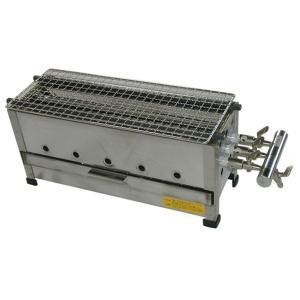 (山下金物[ガス式]焼き鳥器)天然ガス用 尺5 (送料無料)|joycooking