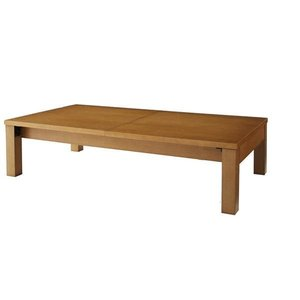 エクステンションテーブル/リビングテーブル/ローテーブル/座敷テーブル/座卓/3段階伸長式W145-205cm/PANOOR パノール/040600577 joyfulgame