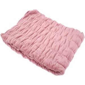 吸湿して発熱するケット 140×200cm 身体にフィット シングルサイズ ふかふかケット ロマンス小杉 ウォームサポート ピンク色 3430-1000-8100|joyfulgame
