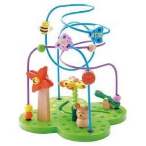 エド・インター 木製知育玩具 おさんぽくまさん 804476 9183-055|joyfulgame