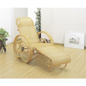 三つ折寝イス 今枝商店 籐 ラタン 三つ折 リクライニング寝椅子 A200 A-200|joyfulgame