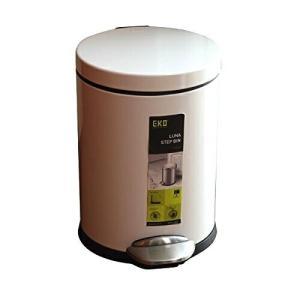 ●ペダル式ゴミ箱 ペダルを踏むとフタが開きます。 だから両手にゴミを持っていても簡単に 開けることが...