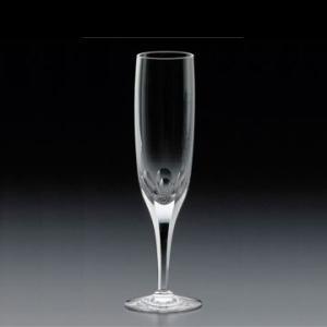 カガミクリスタル フルート シャンパングラス 180cc K816-72|joyfulgame