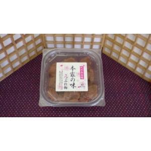 つぶれ梅 500g 和歌山紀州 みなべ産 梅干し 本家の梅 (豊梅漬)  肉厚梅 塩分12% メーカー直仕入れ|joyfulgame