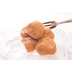 甘い梅 150g 和歌山紀州 みなべ産 梅干し 梅21 甘い梅 150g 肉厚塩分8% メーカー直仕入れ|joyfulgame