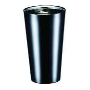 ブリリアント ・ブラック 2重 ストレートカップ マグ 270ml  株式会社アサヒ SCW-14B|joyfulgame