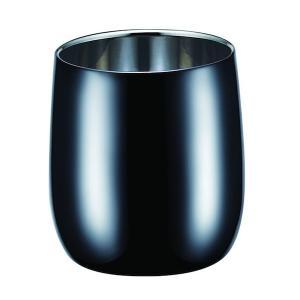 ブリリアント ・ブラック 2重 ロックカップ 250ml  株式会社アサヒ SCW-16B|joyfulgame