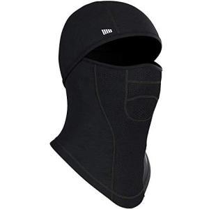 バラクラバ - 防風スキーマスクフリースフード &ndash 防寒フェイスオートバイ用マスク &nd...