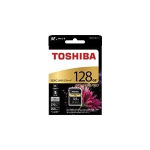 東芝 SDXU-D128G SDXCメモリカード EXCERIA PRO 128GB|joyfulokuda-yh|02