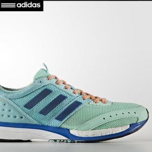 (ランニングシューズ レディース)アディダス(adidas) タクミ レン(練) ブースト 3 ワイド (adiZERO takumi ren BOOST 3 wide) BB5699(取寄)(送料無料)|joyfulsports