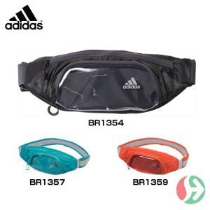 ポイント5倍 (ランニング ポーチ)アディダス(adidas) ランニング LWウエストポーチM DMK73(取寄)|joyfulsports