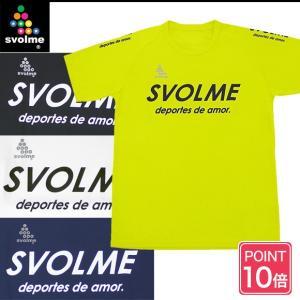 (ポイント10倍) (ランニングウェア メンズ レディース)スボルメ(SVOLME) ランニングシャツ 172-60000|joyfulsports