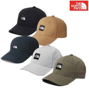 ノースフェイス キャップ 帽子 ロゴ アウトドア スクエアロゴキャップ NN41911 ユニセックス