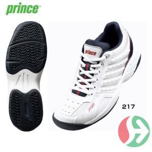 (ポイント3倍)(テニスシューズ)プリンス(Prince)クレー・オムニコート用 シューズ DPS605/217(取寄) joyfulsports