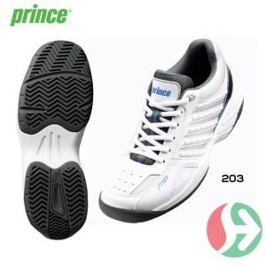 (ポイント3倍)(テニスシューズ)プリンス(Prince)ハード カーペット クレー・オムニコート用 シューズ DPS615/203(取寄) joyfulsports