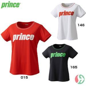 (ポイント3倍)(送料無料)(テニスウェア レディース) プリンス(Prince) Tシャツ WL7094 joyfulsports