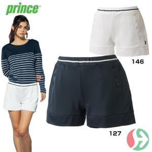 セール!(テニスウェア レディース)プリンス(Prince) レディスショートパンツ WL7316(テニス レディースウエア)|joyfulsports
